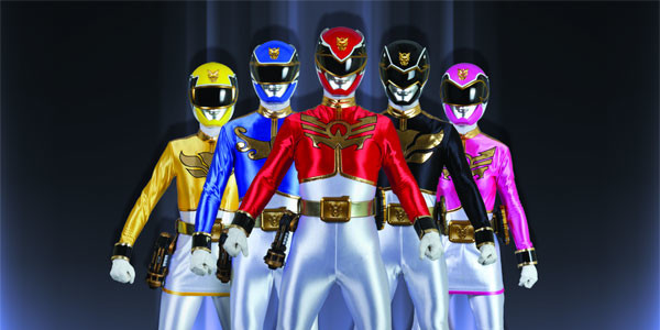 go go power ranger games