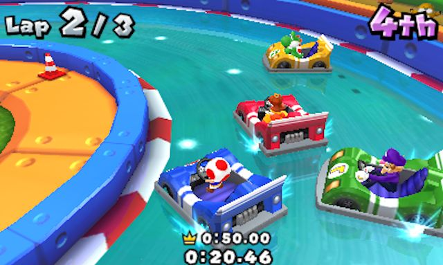 How Much Is Mario Party Island Tour