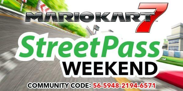 july 21 streetpass weekend