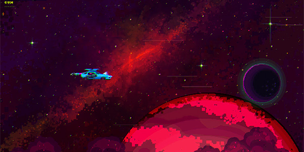 Relive the '80s in This Side-Scrolling Shmup | Nintendo Fire